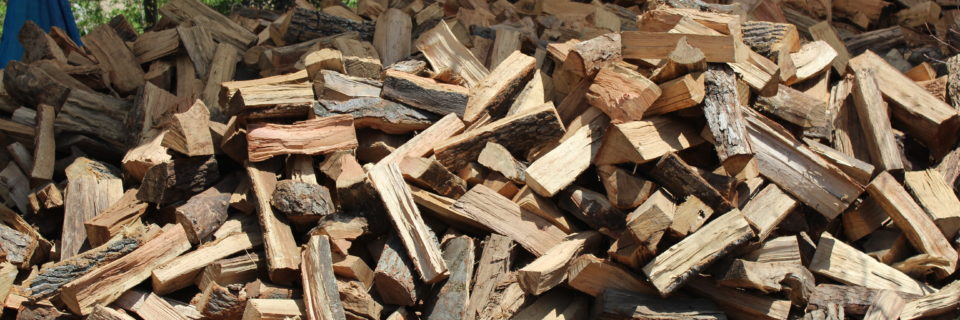 Best time to purchase firewood for winter
